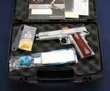 Excellent used Kimber stainless 1911 10mm