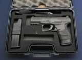 As new in the box Walther PPQ 9mm