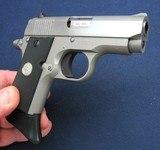 Very nice used Colt Mustang Pocketlite .380 - 5 of 8
