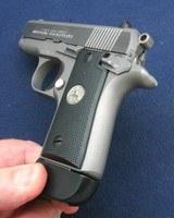 Very nice used Colt Mustang Pocketlite .380 - 8 of 8