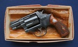 Mint in the box 1953 S&W Chiefs Special