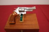 Smith & Wesson Model 629 Stainless, Pinned Barrel and Recessed Ejector - 3 of 5