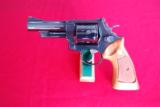 Smith & Wesson Model 25-5 , 4 inch barrel. 45 LC Caliber - 1 of 2