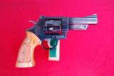 Smith & Wesson Model 25-5 , 4 inch barrel. 45 LC Caliber - 2 of 2