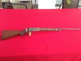Winchester Model1894 Semi Deluxe Takedown with Pencil Barrel and White Sheet from Cody Museum