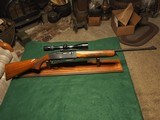 Remington 740 .280 with 3x9 Redfield scope