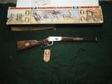 Winchester Commemorative Legendary Lawmen Model 94 .30-30 carbine - 1 of 9