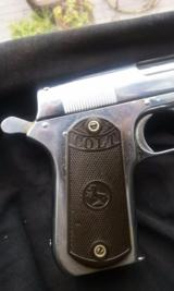 Colt Model 1903 Pocket Hammer (.38 ACP) Round Hammer - 3 of 11