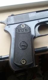 Colt Model 1903 Pocket Hammer (.38 ACP) Round Hammer - 4 of 10