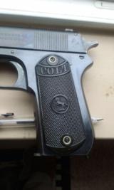 Colt Model 1903 Pocket Hammer (.38 ACP) Round Hammer - 7 of 10