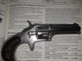 Remington-Smoot New Model No. 1 Revolver in .30 rimfire short