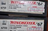 Winchester 94 67 Canadian Set NEW IN BOX - 10 of 11
