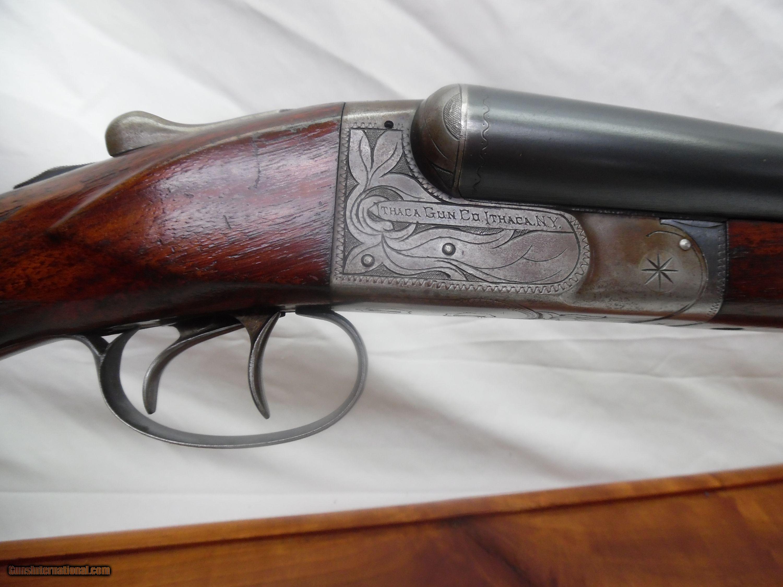 Ithaca Shotgun Serial Number - bothpaper's diary