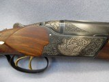 "USSR 12 Gauge Highly Engraved. ""Beautiful"" Double Barrel Shotgun Almost looks NEW - 11 of 15"