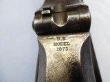 1873 Springfield SRC Carbine Trapdoor - 12 of 15