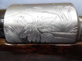 Browning Belgium Rifle - Olympian -Angelo Bee Engraved 300 Winchester Mag - 2 of 15