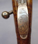 Browning Belgium Rifle - Olympian -Angelo Bee Engraved 300 Winchester Mag - 7 of 15