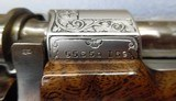 Browning Belgium Rifle - Olympian -Angelo Bee Engraved 300 Winchester Mag - 5 of 15