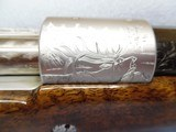 Browning Belgium Rifle - Olympian -Angelo Bee Engraved 300 Winchester Mag - 3 of 15