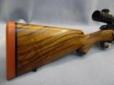Custom Mauser 280 Rem, built by Gary Stiles a Western PA Gunsmith, with a Burris 1.75 x5x32 Signature Safair LRS Scope - 2 of 15
