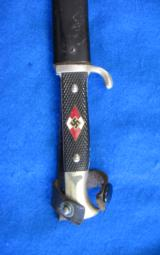 Hitler Youth Knife rare RZM marked blade - 2 of 5