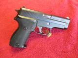 Sig Sauer model P225 9mm Swiss Police - 1 of 11