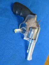 Smith & Wesson Model 10-6 Nickel