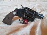Colt Detective Special 38 spl