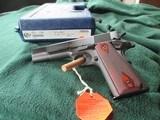Colt Government Model 02991 38 Super 5 inch Brand New