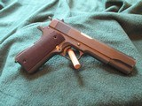 Colt Commercial 1911 A-1 45 acp 1935 manufacturing date