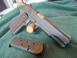Colt Commercial 1911 A-1 45 acp 1935 manufacturing date - 8 of 15