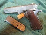 Colt Commercial 1911 A-1 45 acp 1935 manufacturing date - 15 of 15