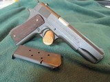 Colt Commercial 1911 A-1 45 acp 1935 manufacturing date - 14 of 15