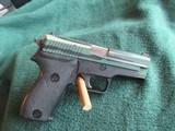 Sig P-6 (225) 9 mm Police Pistol