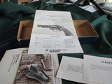 Smith & Wesson model 19-4 6 inch BOX with paper work - 3 of 6