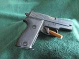 Sig P-6 (225) 9 mm Police Pistol - 1 of 12