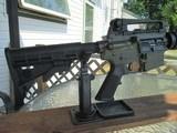 Bushmaster XM - Pre Patrolman AR-15 Carbine OD Green Cerakote 556/223