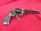 Smith & Wesson Model 25-26 1/2 barrel original box and instruction