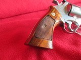Smith & Wesson Model 629-1 Stainless 44 Mag 6 inch - 4 of 15