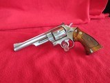Smith & Wesson Model 629-1 Stainless 44 Mag 6 inch - 7 of 15