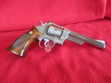Smith & Wesson Model 629-1 Stainless 44 Mag 6 inch