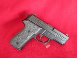 Sig Sauer P-229 9mm model E29R-9-XTM Grey / Black - 1 of 10