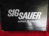 Sig Sauer P-229 9mm model E29R-9-XTM Grey / Black - 10 of 10