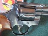 Colt Python 1966 6 inch blue. - 13 of 15