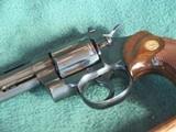 Colt Python 1966 6 inch blue. - 7 of 15