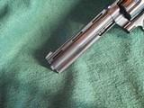 Colt Python 1966 6 inch blue. - 4 of 15