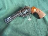 Colt Python 1966 6 inch blue. - 2 of 15