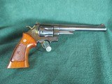 Smith & Wesson Model 57 (No Dash) Blue 8 3/8 inch Pinned and Recessed 41 Mag Manufactured in 1980