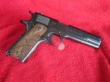 Springfield Armory slide with 1917 Colt 1911 frame - 1 of 15