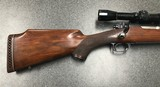 Griffin & Howe Winchester Model 70 Sporting Rifle.300 Weatherby. 1957 - 2 of 15